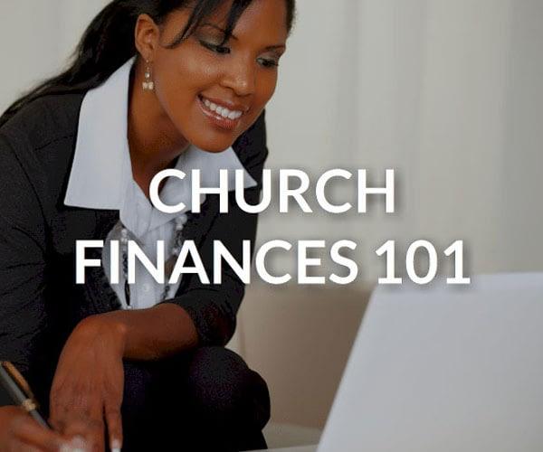 Church Finances 101 Course